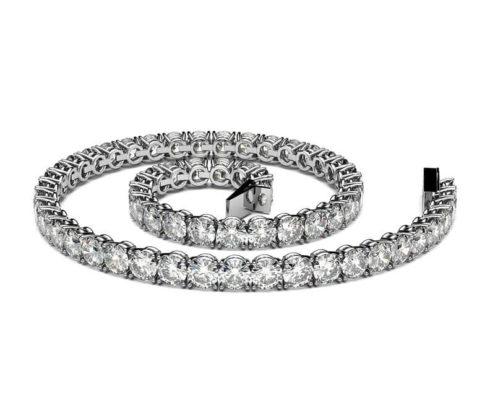 Diamanten-Armband