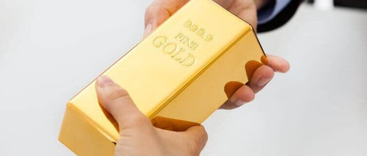 Gold mit oder ohne Registrierung kaufen